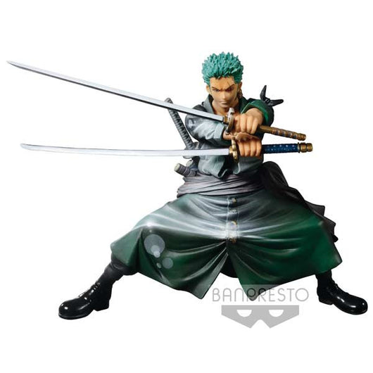 One Piece Scultures Zoro (Shining Colour ver.)