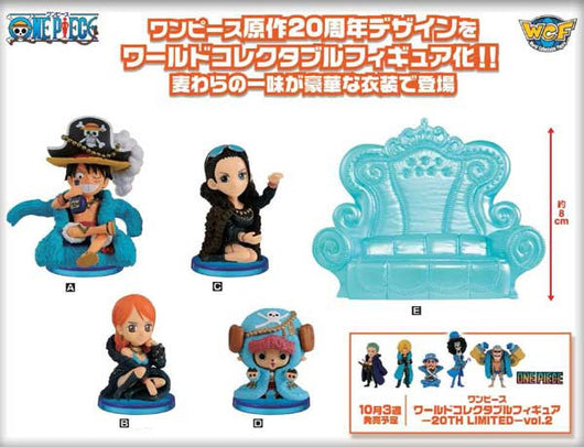 (PO) One Piece WCF 20th Limited Vol.1 (9)