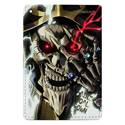 (PO) Overlord II Ainz Full Color Pass Case (4)