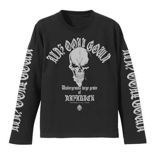 (PO) Overlord II Ainz Ribless Long Sleeves T-Shirt (4)