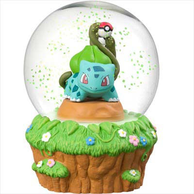 (PO) Pokemon Snow Globe - Bulbasaur (8)