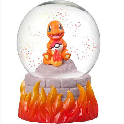 (PO) Pokemon Snow Globe - Charmander (8)