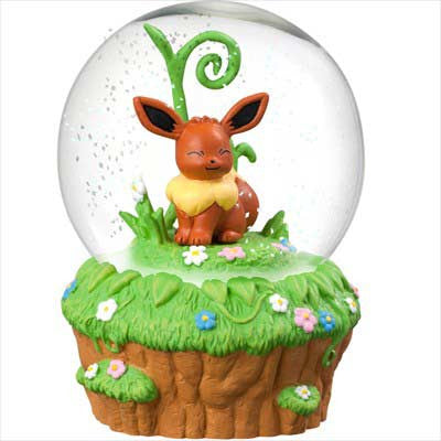 (PO) Pokemon Snow Globe - Eevee (8)