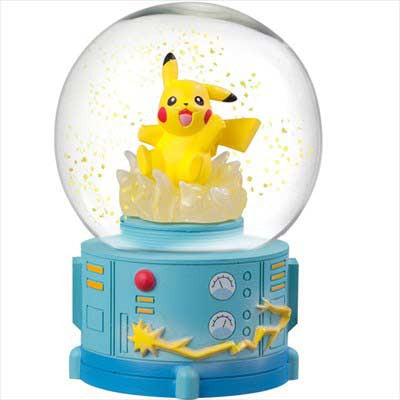 (PO) Pokemon Snow Globe - Pikachu (8)