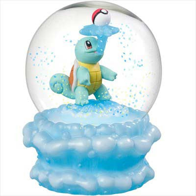(PO) Pokemon Snow Globe - Squirtle (8)