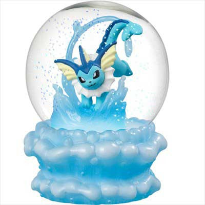 (PO) Pokemon Snow Globe - Vaporeon (8)