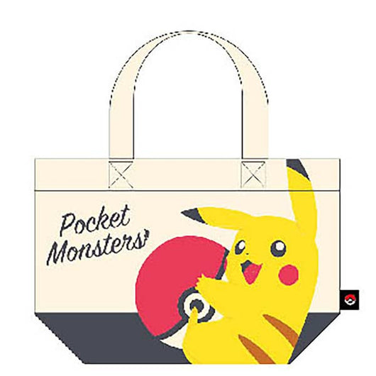 (PO) Pokemon Mini Tote Bag Pikachu (7)