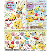 Pokemon Pikachu Sweets Time