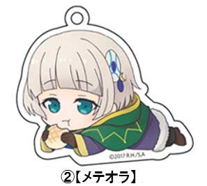 (PO) Re:Creators Gororin Acrylic Key Chain 2 Meteora (8)