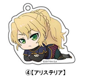 (PO) Re:Creators Gororin Acrylic Key Chain 4 Alicetelia (8)