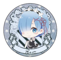 Re:Zero Can Badge - Rem