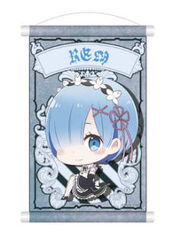 Re:Zero Mini Tapestry - Rem