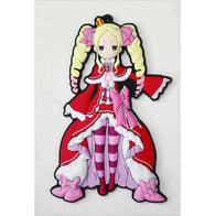 (PO) Re:Zero kara Hajimeru Isekai Seikatsu Non Deformed Rubber Strap - Beatrice (11)
