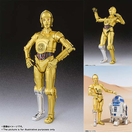 S.H.Figuarts Star Wars - C-3PO (A New Hope)