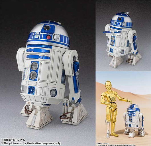 S.H.Figuarts Star Wars - R2-D2 (A New Hope)