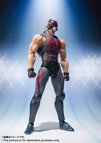 (PO) S.H.Figuarts Tiger Mask W - Tiger The Dark (8)