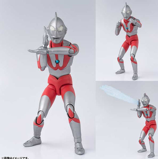 (PO) S.H.Figuarts Ultraman A Type (9)