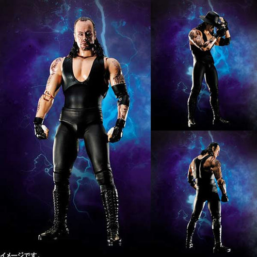 (PO) S.H.Figuarts WWE - The Undertaker (7)