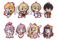Shironeko Project 3rd Anniversary Trading Rubber Strap
