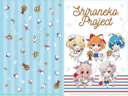 (PO) Shironeko Project Marine Clear File (6)