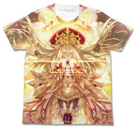 (PO) Shironeko Project Saint of Atonement Loussier Full Graphic T-Shirts C609134