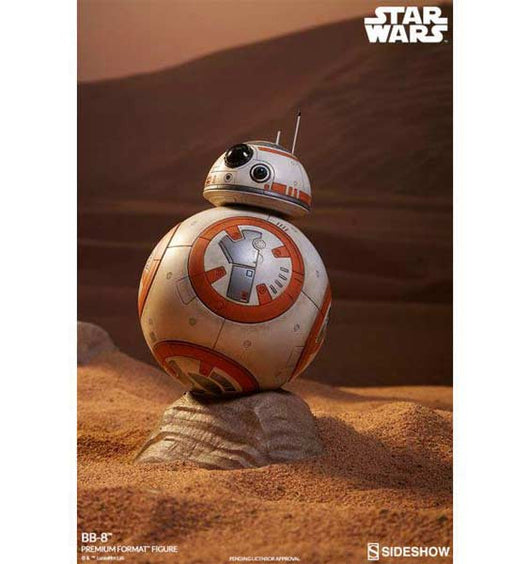 (PO) Sideshow Collectibles Star Wars the Force Awakens - BB-8 Premium Format Fgure (4Q 2017)