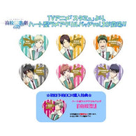 (PO) Star-Mu Heart Type Lame Acrylic Badge Vol. 3 (12)
