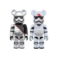 Star Wars Be@rbrick - Captain Phasma & FN-2187 Pack