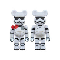 Star Wars Be@rbrick - First Order Stormtrooper Office & First Order Stormtrooper Pack