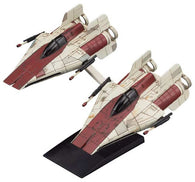 (PO) Star Wars Vehicle Model 010 - A-Wing Starfighter (8)