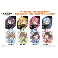 (PO) TSUKIPRO Clear Clip Badge  SolidS QUELL (3)
