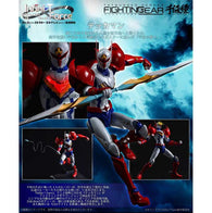 Tatsunoko Heroes Infini-T Force - Tekkaman Fighting Gear Ver.