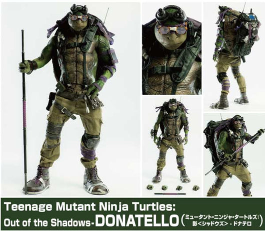 (PO) Teenage Mutant Ninja Turtles -Out of the Shadows- Donatello (8)