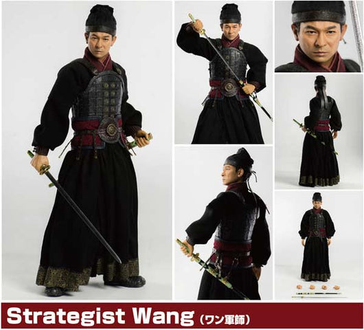 (PO) The Great Wall - Strategist Wang (11)
