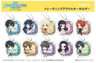 (PO) The Irregular at Magic High School the Movie The Girl Who Calls the Stars Trading Acrylic Key Chain (8)