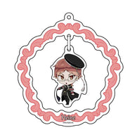 (PO) The Royal Tutor Furifuri Acrylic Key Chain - Heine (7)