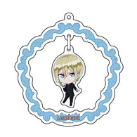 (PO) The Royal Tutor Furifuri Acrylic Key Chain - Leonhard (7)