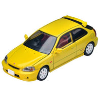 Tomica Limited Vintage NEO LV-N165a Honda Civic Type R 1999 Yellow