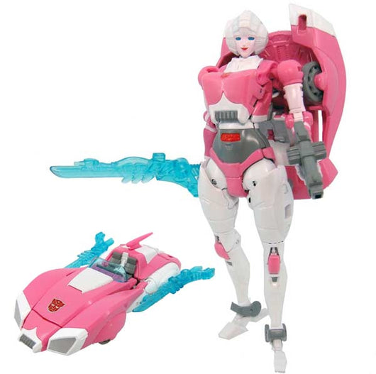 (PO) Transformer Legends LG-10 Arcee (Re-issue) (2)
