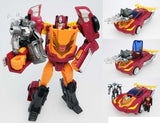 Transformers Legends LG45 Targetmaster Hot Rodimus