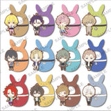 Tsukiuta. The Animation Tsutsumarekko Rubber Strap