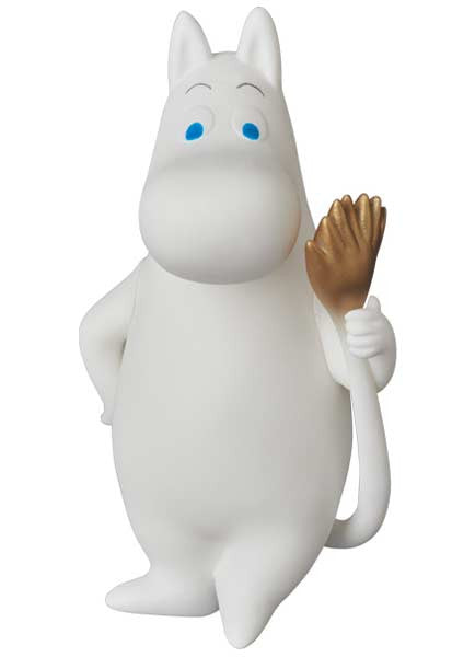 (PO) UDF MOOMIN Series 2 Moomintroll Golden Tail Ver. (8)