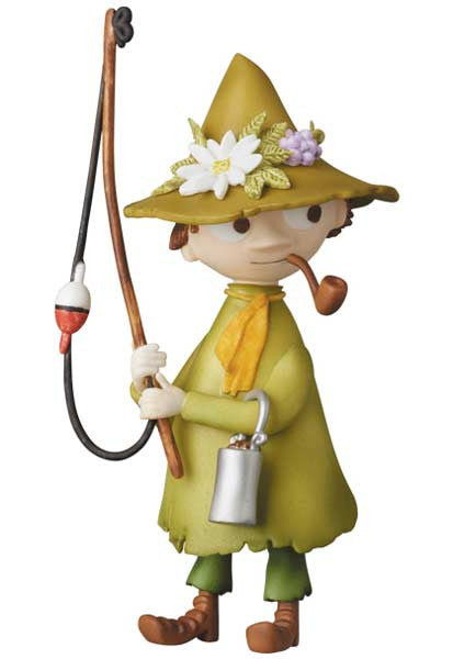 (PO) UDF MOOMIN Series 2 Snufkin Fishing Rod (8)