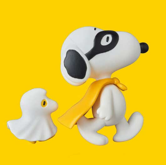 UDF PEANUTS Series 7 Halloween Costume Snoopy & Woodstock