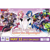 Vanguard G Character Booster Vol.03 (Rummy Labyrinth Under the Moonlight) (Eng)