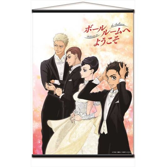 (PO) Welcome to the Ballroom B2 Tapestry (9)