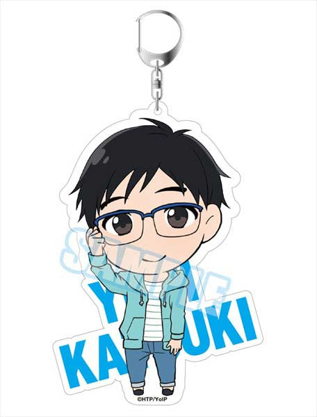 Yuri! on Ice Acrylic Key Chain Vol. 5 Katsuki Yuri