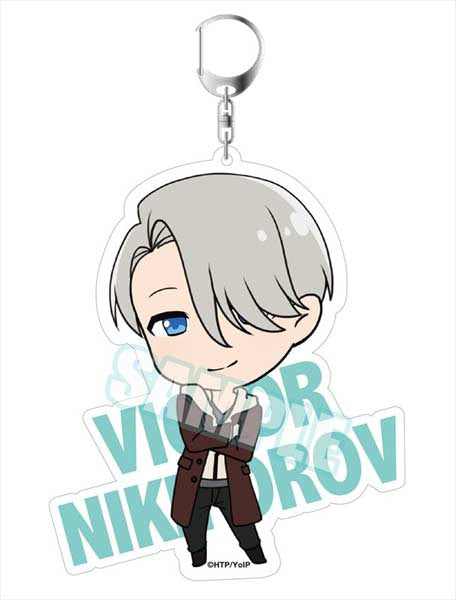 Yuri! on Ice Acrylic Key Chain Vol. 5 Victor Nikiforov