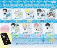 Yuri! on Ice Makie Sticker Collection