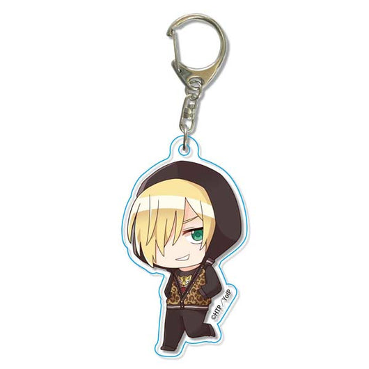 (PO) Yuri! on Ice TEKUTOKO Acrylic Key Chain Part 2 - Yuri Plisetsky (10)